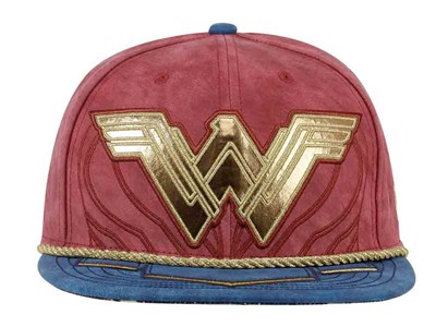 Wonder Woman DC Justice League Red 59FIFTY Cap